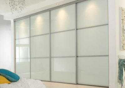 Fitted sliding door wardrobe_Perfect For The Bedroom