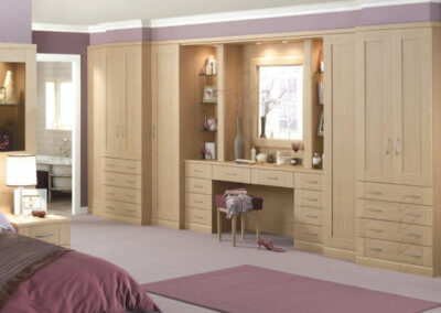 Built in wardrobes_Perfect For The Bedroom