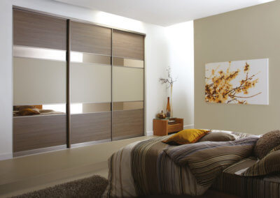 Sliding wardrobe- Perfect For The Bedroom